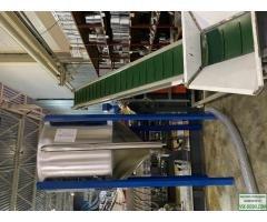 продам линию грануляции для твердых отходов пластика