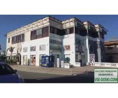Commercial property near the sea in Cyprus